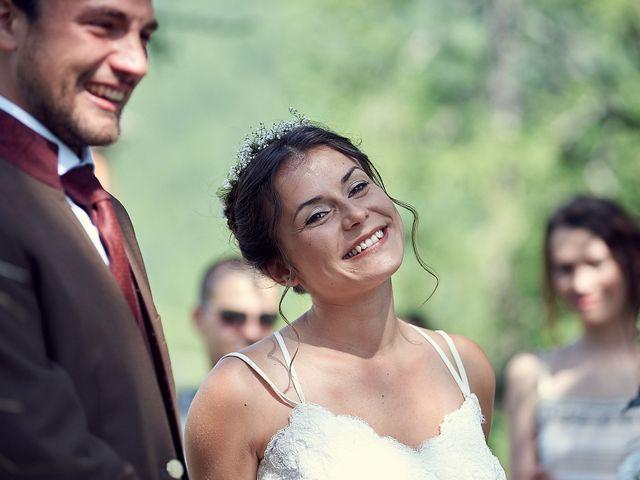 Il matrimonio di Luca e Arianna a Baceno, Verbania 17