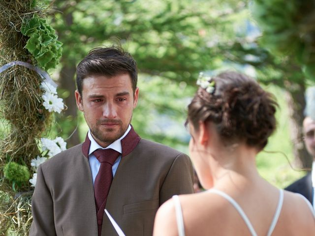 Il matrimonio di Luca e Arianna a Baceno, Verbania 23
