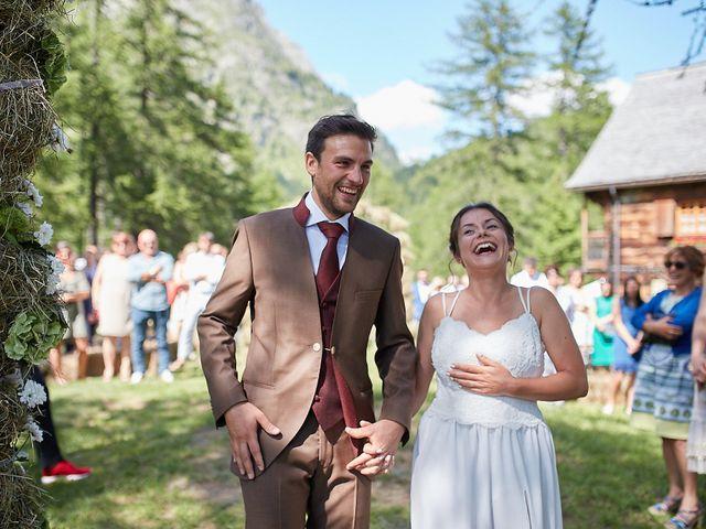 Il matrimonio di Luca e Arianna a Baceno, Verbania 37