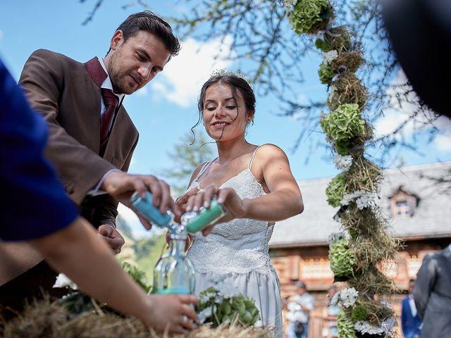 Il matrimonio di Luca e Arianna a Baceno, Verbania 40