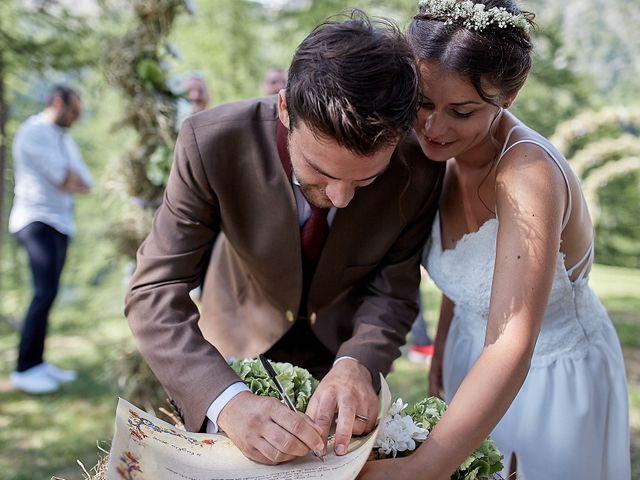 Il matrimonio di Luca e Arianna a Baceno, Verbania 42