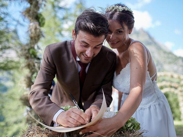 Il matrimonio di Luca e Arianna a Baceno, Verbania 43
