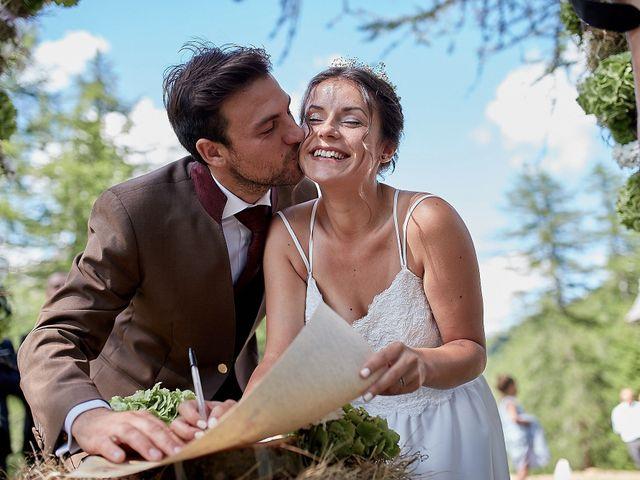 Il matrimonio di Luca e Arianna a Baceno, Verbania 44