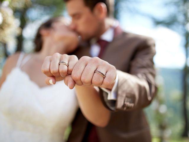 Il matrimonio di Luca e Arianna a Baceno, Verbania 50