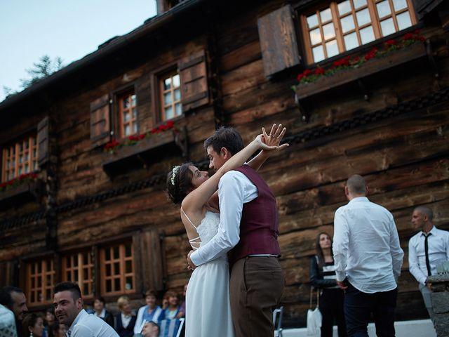 Il matrimonio di Luca e Arianna a Baceno, Verbania 64