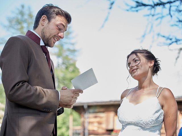Il matrimonio di Luca e Arianna a Baceno, Verbania 76