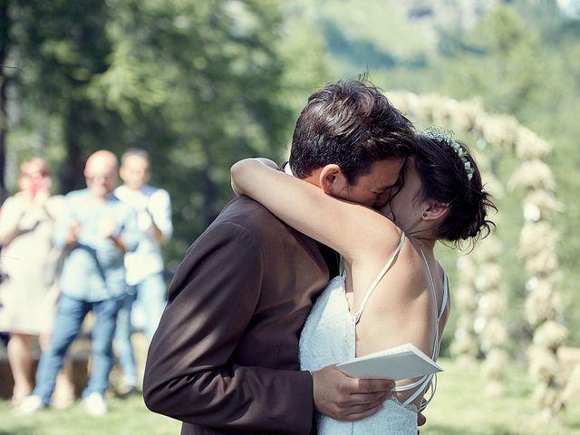 Il matrimonio di Luca e Arianna a Baceno, Verbania 78