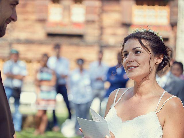 Il matrimonio di Luca e Arianna a Baceno, Verbania 79