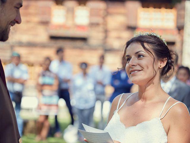 Il matrimonio di Luca e Arianna a Baceno, Verbania 80