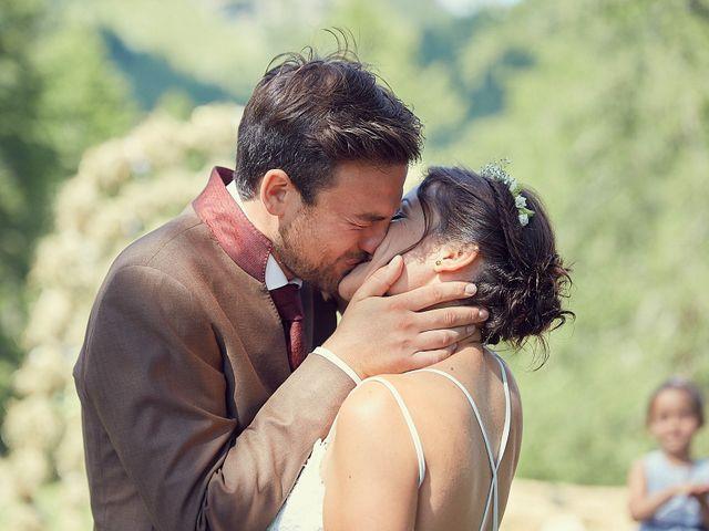 Il matrimonio di Luca e Arianna a Baceno, Verbania 81
