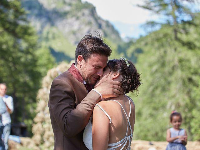 Il matrimonio di Luca e Arianna a Baceno, Verbania 82