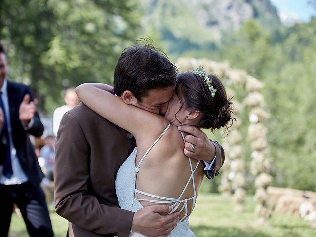 Il matrimonio di Luca e Arianna a Baceno, Verbania 84
