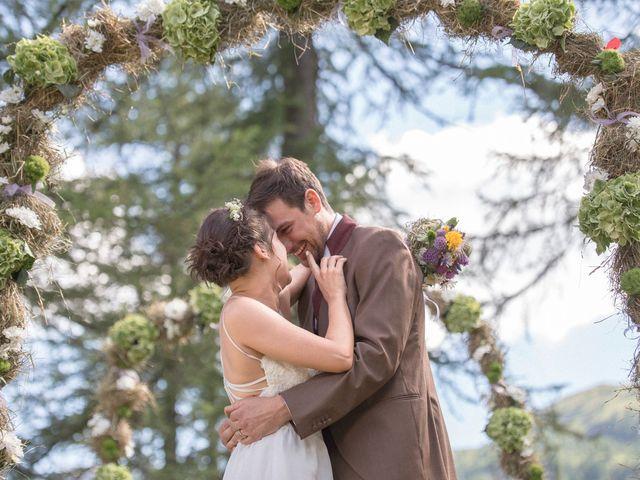 Il matrimonio di Luca e Arianna a Baceno, Verbania 87