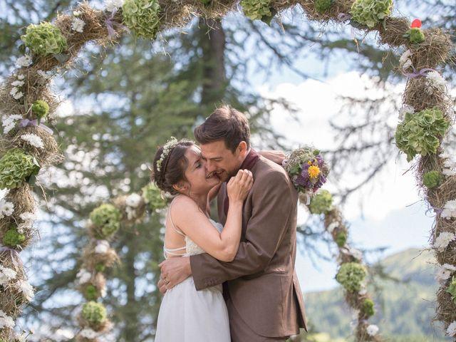 Il matrimonio di Luca e Arianna a Baceno, Verbania 88