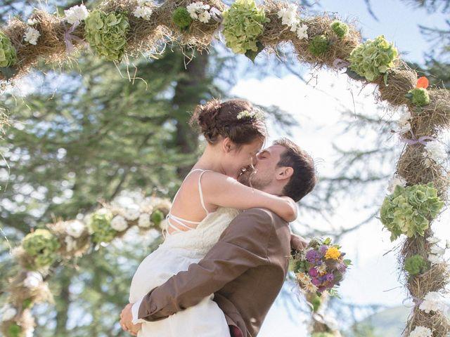 Il matrimonio di Luca e Arianna a Baceno, Verbania 90
