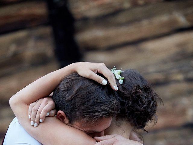 Il matrimonio di Luca e Arianna a Baceno, Verbania 94