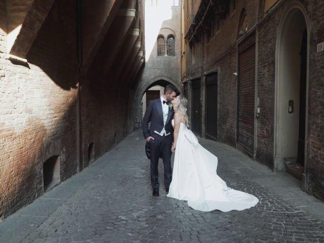 Le nozze di Stefania e Tobia