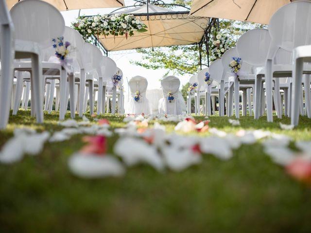 Il matrimonio di Angelo e Cristina a Castrezzato, Brescia 14