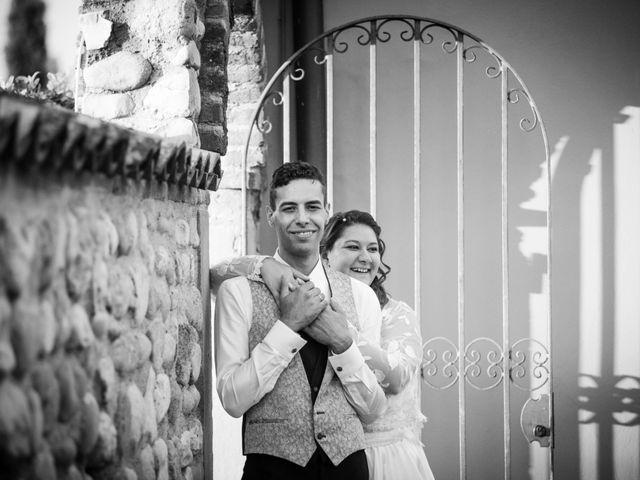 Il matrimonio di Angelo e Cristina a Castrezzato, Brescia 26