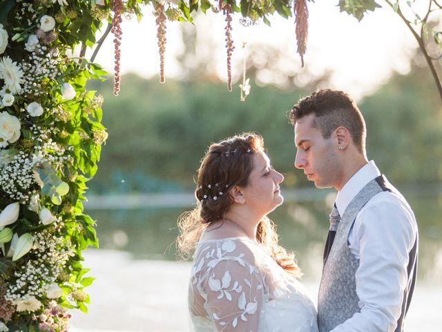 Il matrimonio di Angelo e Cristina a Castrezzato, Brescia 28