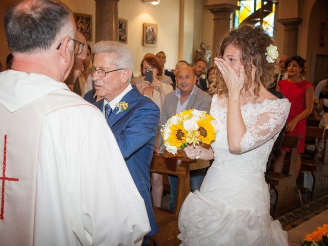 Il matrimonio di Samuele e Nicoletta a Oggiona con Santo Stefano, Varese 8