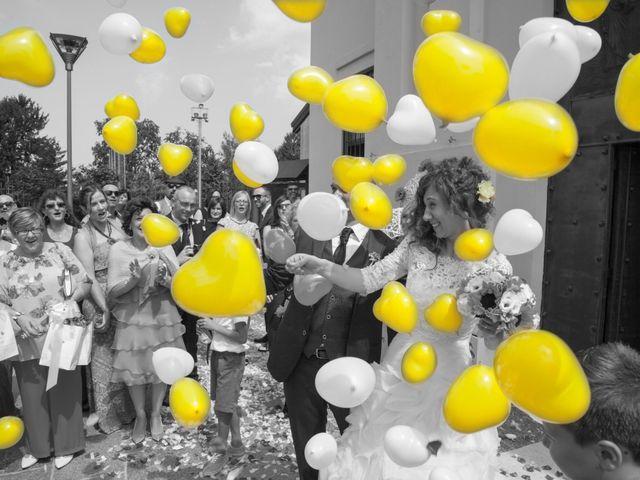 Il matrimonio di Samuele e Nicoletta a Oggiona con Santo Stefano, Varese 11