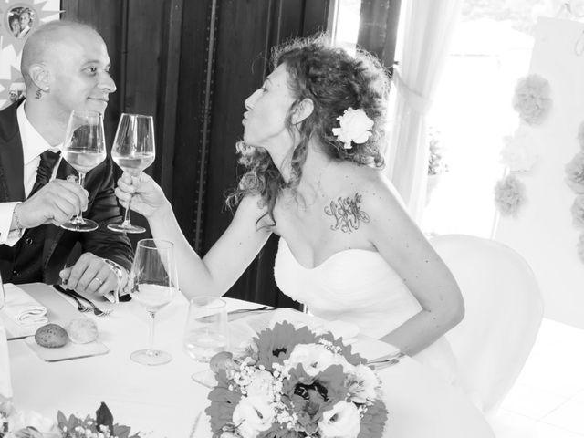 Il matrimonio di Samuele e Nicoletta a Oggiona con Santo Stefano, Varese 17