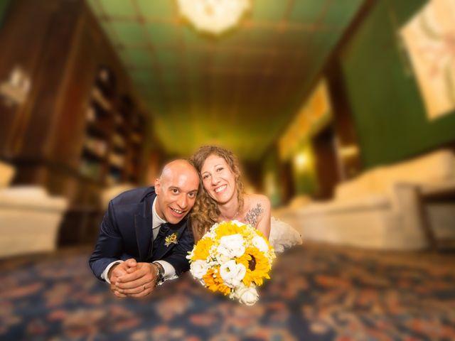 Il matrimonio di Samuele e Nicoletta a Oggiona con Santo Stefano, Varese 22
