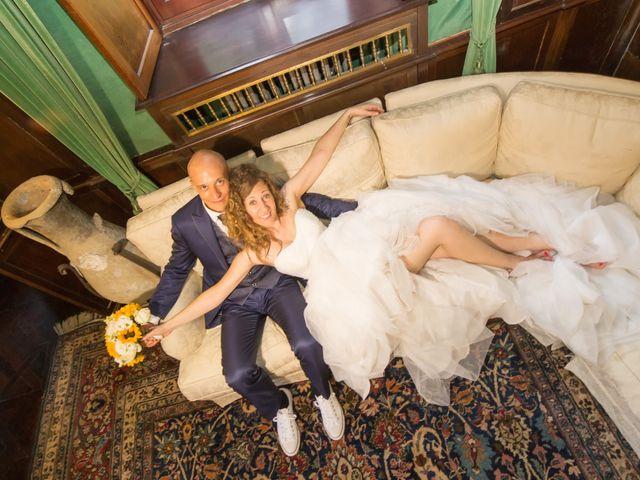 Il matrimonio di Samuele e Nicoletta a Oggiona con Santo Stefano, Varese 23