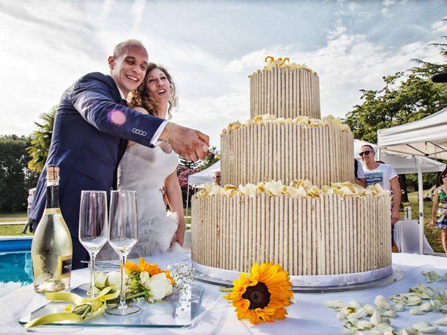 Le nozze di Nicoletta e Samuele