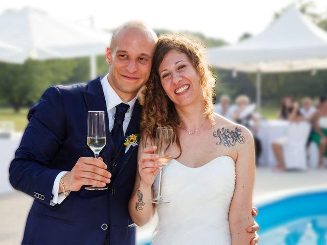 Il matrimonio di Samuele e Nicoletta a Oggiona con Santo Stefano, Varese 24