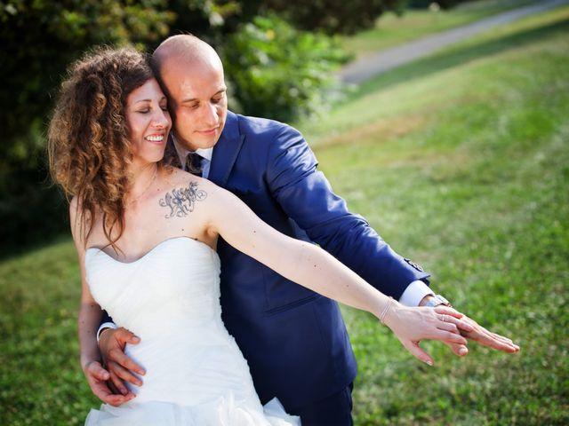 Il matrimonio di Samuele e Nicoletta a Oggiona con Santo Stefano, Varese 25
