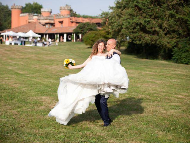 Il matrimonio di Samuele e Nicoletta a Oggiona con Santo Stefano, Varese 26