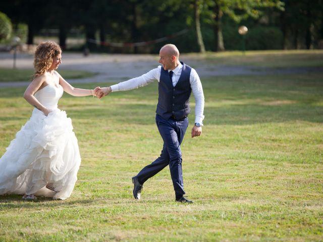Il matrimonio di Samuele e Nicoletta a Oggiona con Santo Stefano, Varese 28