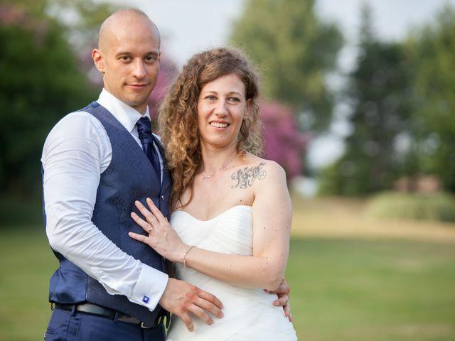 Il matrimonio di Samuele e Nicoletta a Oggiona con Santo Stefano, Varese 31