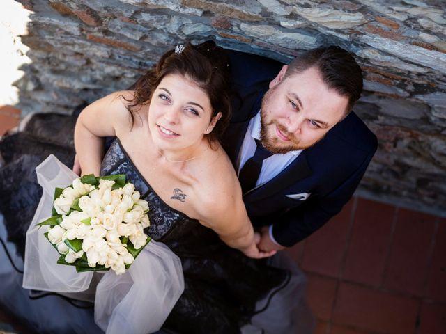 Le nozze di Erika e Marco