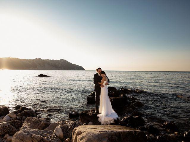 Il matrimonio di Andrea e Mariana a Ancona, Ancona 31