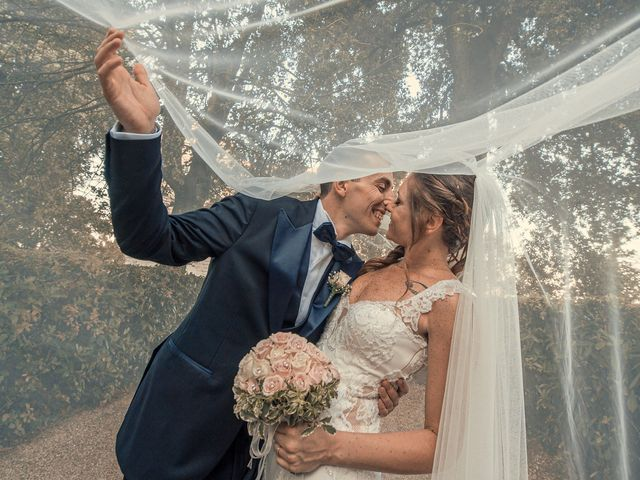 Le nozze di Giammarco e Sara