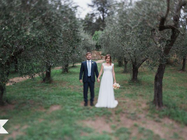 le nozze di Giusy e Simone