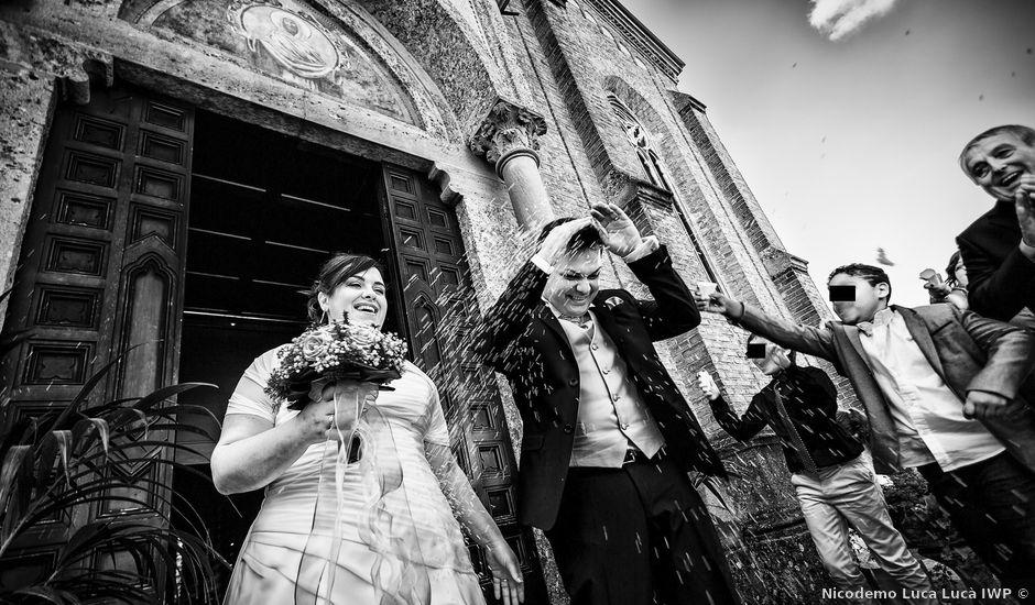 Il matrimonio di Sergio e Francesca a Trezzo sull'Adda, Milano