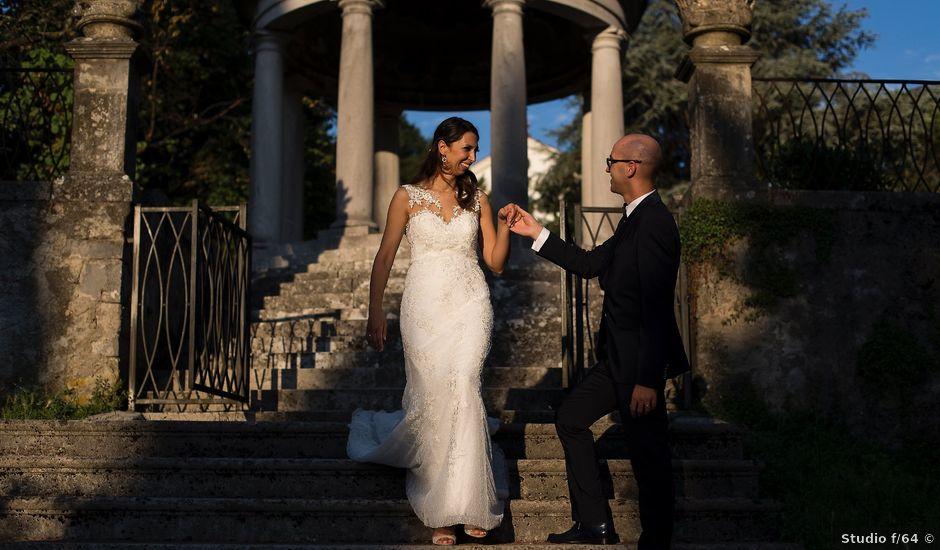 Il matrimonio di Nicola e Veronica a Sagrado, Gorizia