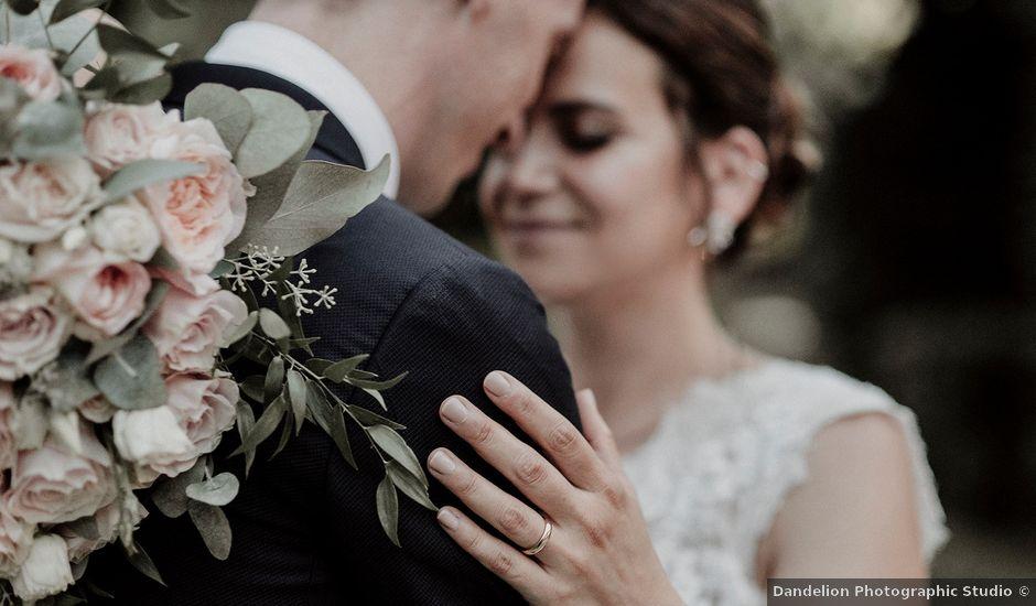 Il matrimonio di Andrea e Federica a Vergiate, Varese