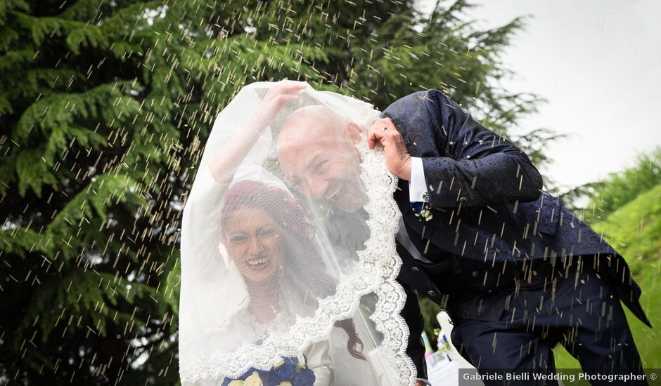 Il matrimonio di Simone e Giorgia a Moscazzano, Cremona