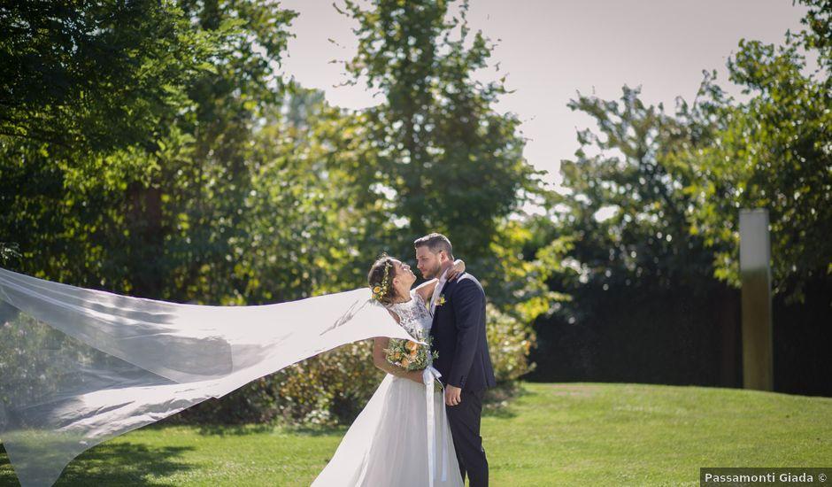 Il matrimonio di Andrea e Virginia a Cremona, Cremona