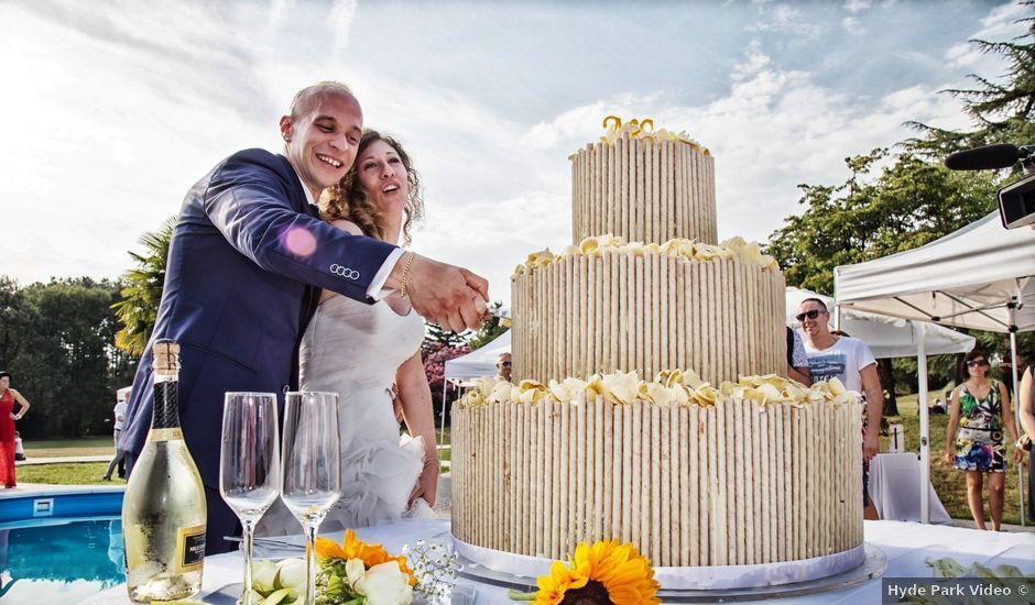 Il matrimonio di Samuele e Nicoletta a Oggiona con Santo Stefano, Varese