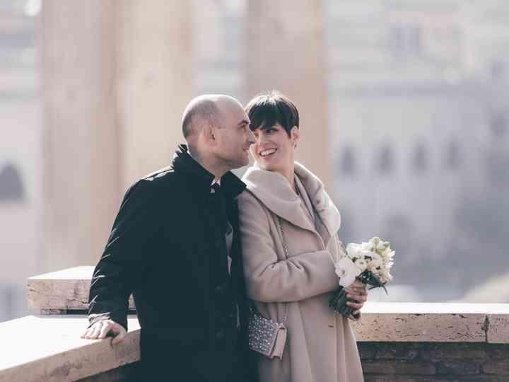 le nozze di Jana e Dante