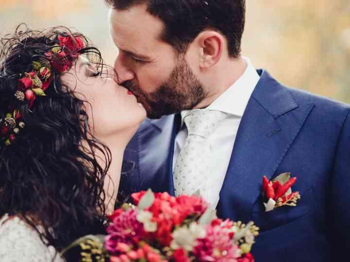 Le nozze di Vera e Davide