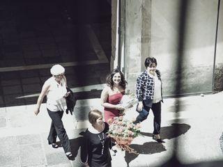 Le nozze di Roberta e Nino 1