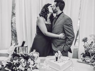 Le nozze di Roberta e Nino