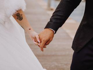 Le nozze di Selenia e Moreno 3